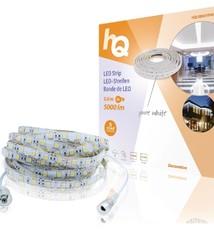 HQ HQ LSEASYPWINMN LED-Strip Eenvoudig Te Plaatsen, Binnen/Buiten, Puur Wit 5M