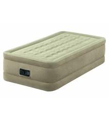 Intex Intex 64456 Dura-Beam Airbed + Pomp 99x191x46 cm