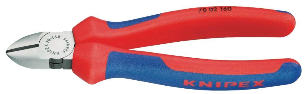 Knipex Knipex Kp-7002160 Zijsnijtang 160 mm