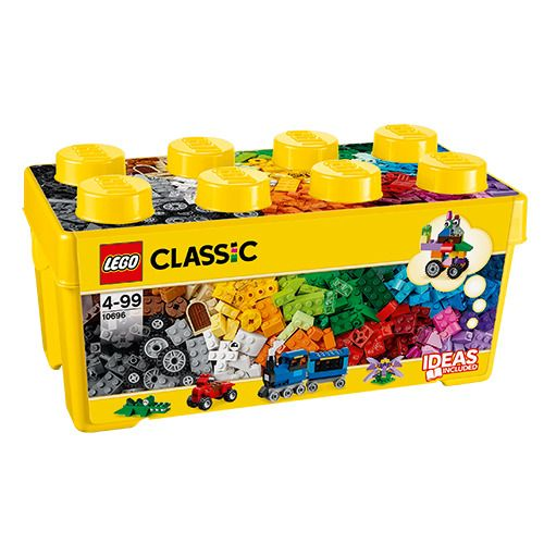 Lego Duplo Lego Duplo 10696 Classic Creatieve Medium Opbergdoos
