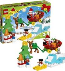 Lego Duplo Lego Duplo 10837 Wintervakantie