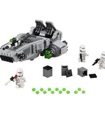 Lego Lego Star Wars 2 75100 First Order Snowspeeder