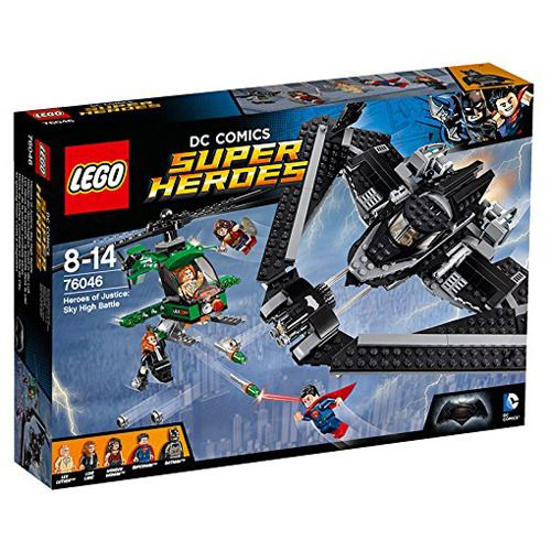 Lego Lego Super Heroes 76046 Heroes of Justice Luchtduel