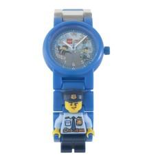 Lego Lego City 8021193 Politie Horloge