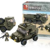 Sluban Sluban M38-B0307 Army Service Troops