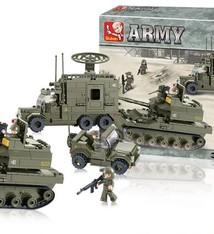 Sluban Sluban M38-B0308 Army Elite Armored Division