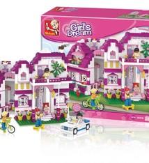 Sluban Sluban M38-B0536 Girls Dream Grote Villa
