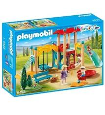Playmobil Playmobil 9423 Grote Speeltuin