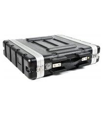 Ibiza Ibiza RC2U 2U ABS Rack Flight Case