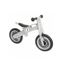Simply for Kids Simply for Kids Houten Loopfiets Silver