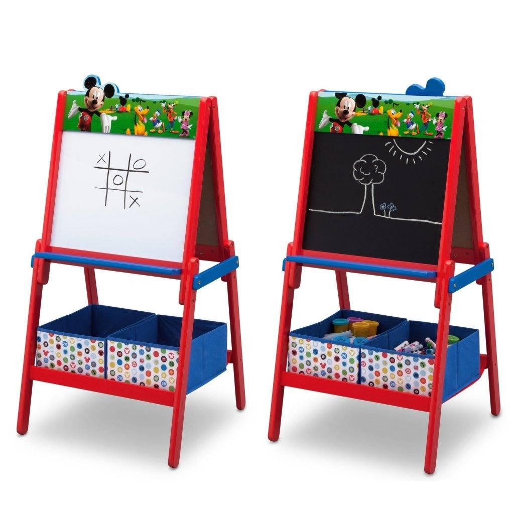 Disney Mickey Mouse Disney Mickey Mouse TE87509MM Houten Dubbelzijdig Krijtbord/Whiteboard
