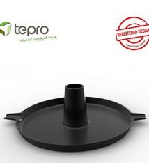 Tepro Tepro 8238 Gietijzeren Inzet Kiphouder Ø 32 cm voor 8568 Hoofdgrillrooster