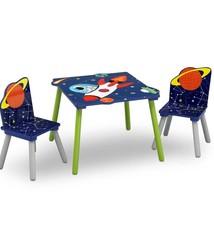 Delta Children Alfie de Astronaut TT87402AA Tafel met 2 stoelen
