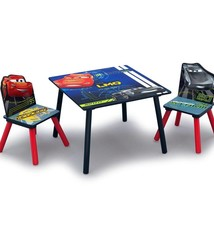 Disney Cars Disney Cars Legends TT89581CR Tafel met 2 Stoelen