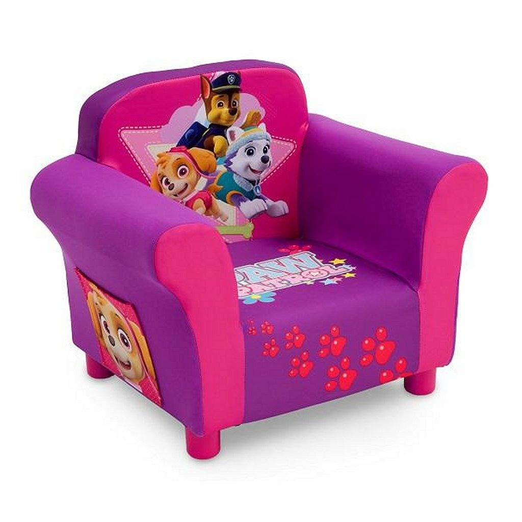 Paw Patrol Paw Patrol Girl UP83504PW Kinderfauteuil