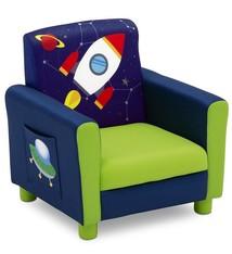 Delta Children Alfie de Astronaut UP83702AA Kinder Fauteuil
