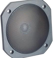 """Visaton Visaton VS-FRS10 WP/4W Full-Range Luidspreker Zoutwaterbestendige 10 cm (4"""") 4 Ohm Wit"""