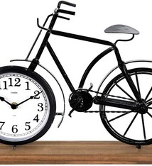 Ceruzo Tafelklok model fiets