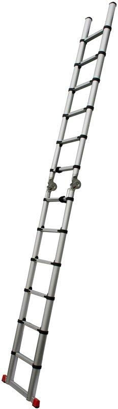 WorkMen Telescopische ladder 3.85m