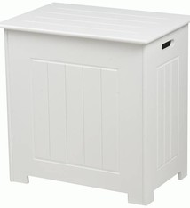 Houten wasbox - 51x35x51cm