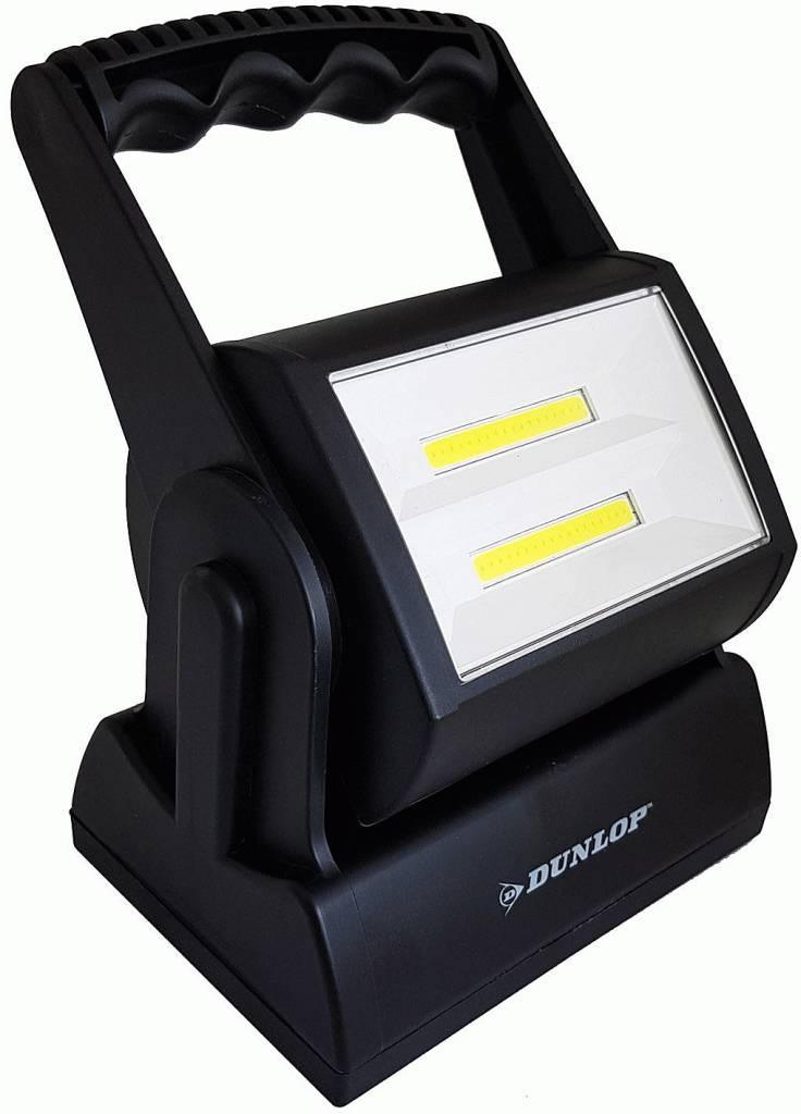 Dunlop Werklamp 2x COB - 200 lumen