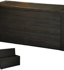 Tuin Opbergbox hout patroon