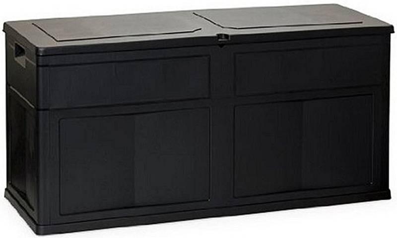 Toomax Opbergbox 320 Liter zwart