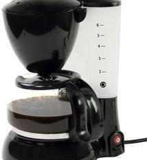 Dunlop Koffiezetapparaat - 0.6 liter