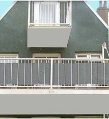 Ambiance Balkonscherm - 445x76 cm