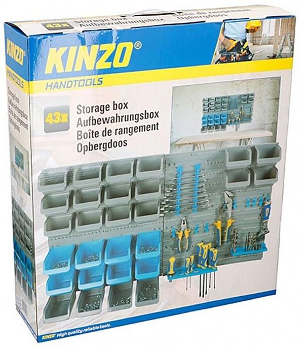 Kinzo Gereedschapswand