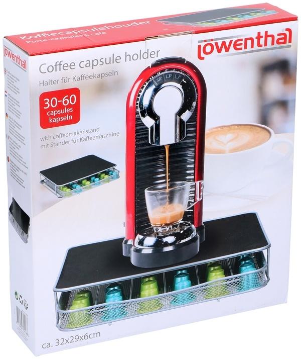 Lowenthal Koffiecapsulehouder