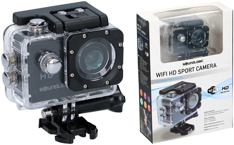 Soundlogic Wifi HD sport camera