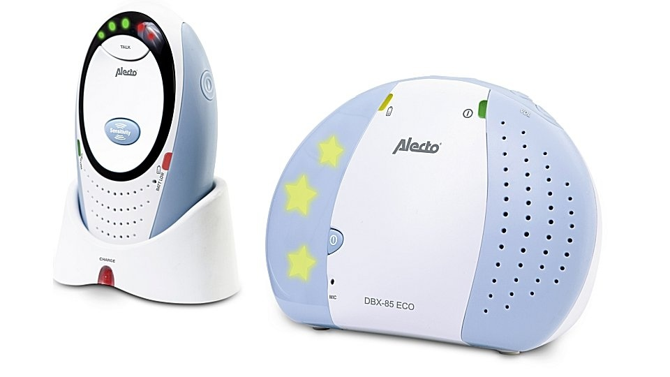 Alecto Alecto DBX-85 ECO Babyfoon
