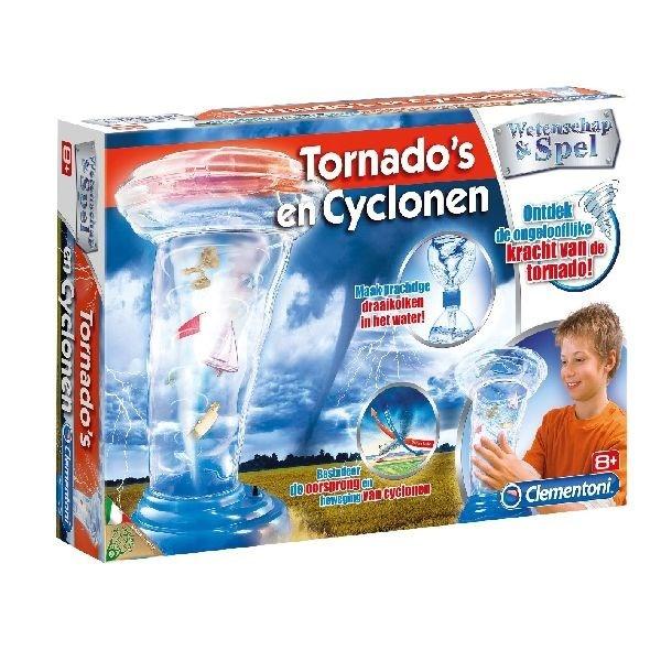 Clementoni Clementoni Tornado's en Cyclonen Wetenschapsspel 8+