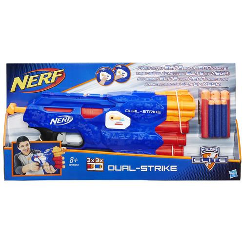 Nerf Nerf N-Strike Dual Strike Dartblaster