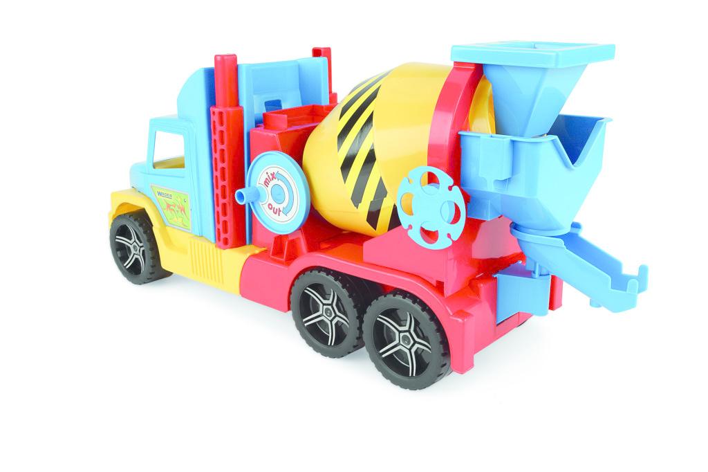 Wader Wader Super Truck Betonwagen