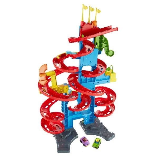 Fisher Price Fisher Price Little People Racebaan 2