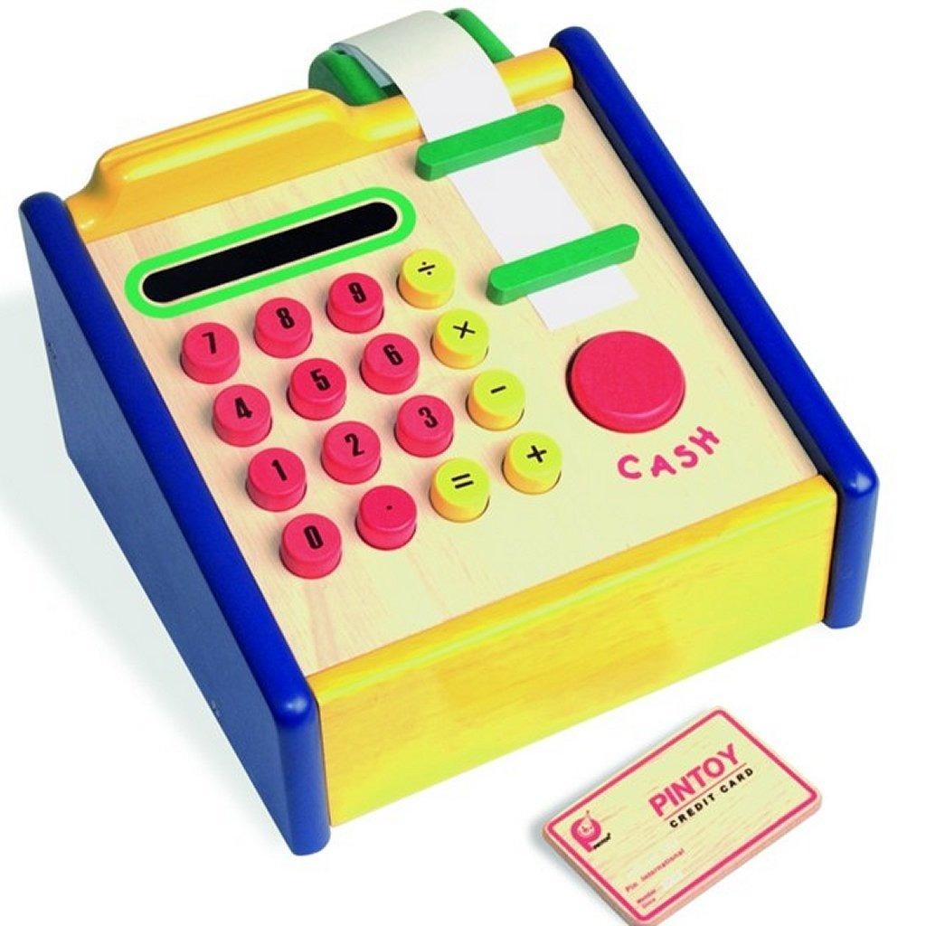 Pintoy Pintoy Cash Register Kassa