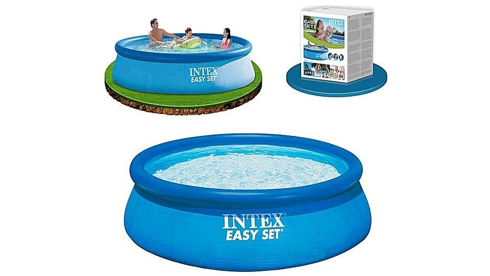 Intex Intex Easy Set 28130NP Zwembad 366x76cm