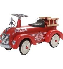 Retro Roller Retro Roller Speedster Brandweerauto Sam