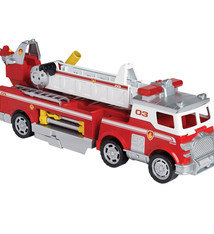 Paw Patrol Paw Patrol Ultimate Fire Truck met Licht en Geluid + 1 Pup