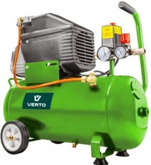 Verto Verto Compressor 1500W 24L 2PK