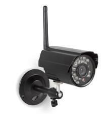 Smartwares Smartwares CS87C Draadloze Beveiligscamera Zwart