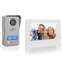 Smartwares Smartwares DIC-22412 Video Intercom Systeem Wit