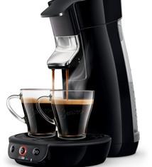 Philips Philips HD6561/60 Senseo Viva Café Koffiezetapparaat 1450W Zwart