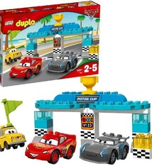 Lego Duplo Lego  Duplo 10857 Cars 3  Piston Cup race