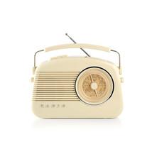 Nedis Nedis RDDB5000BG Dab+-radio 5,4 W Fm Draaggreep Beige