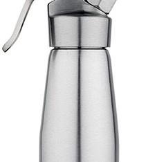 Bergner Masterpro Slagroomspuit 0.5 liter aluminium