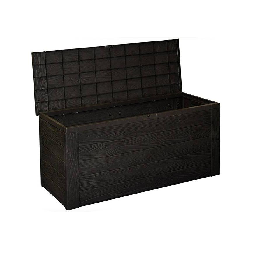 Opbergbox Voor Tuingereedschap.Tuin Opbergbox Hout Patroon