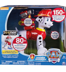 Zoomer Zoomer Paw Patrol Zooming Marshall Robot